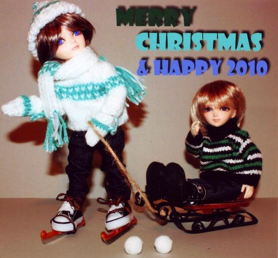 Merry-Christmast-BJD-Dolls